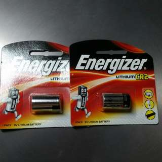 [NEW] Energizer CR2 Battery [Lithium]