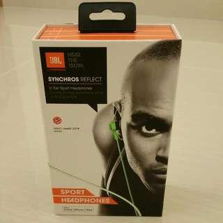 Sport Headphones (SYNCHROS Reflect)