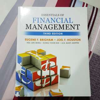 Essentials Of Financial Management  (3rd Edition)