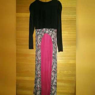 Long Dress Or Gamis