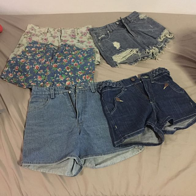 5 shorts for $10