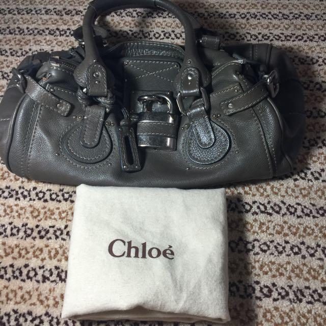 超級優惠6000,Chloe'鎖頭包