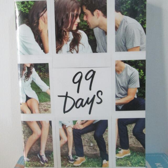 99 Days by Kate Cotugno