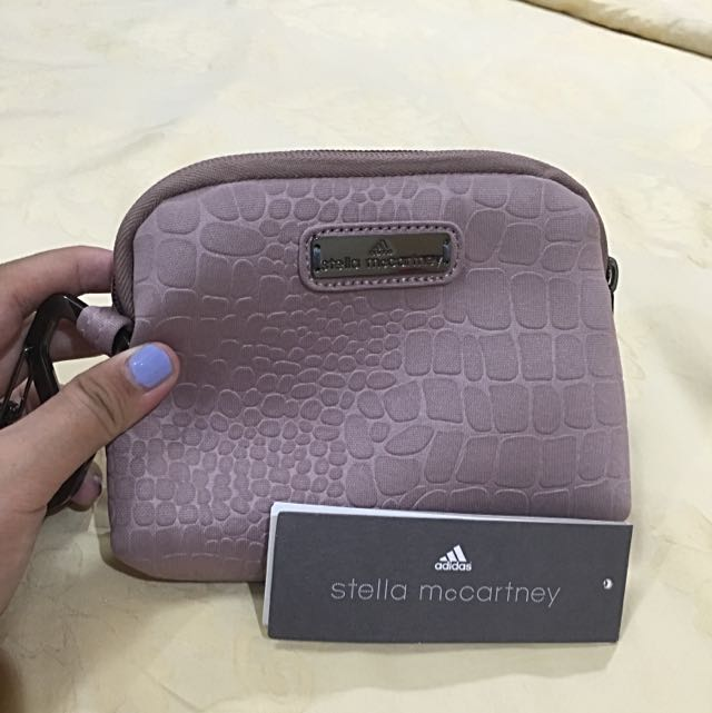 Adidas x Stella McCartney Zip Wallet