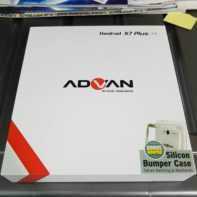 Advan Vandroid X7 Plus 70 Mobile Phones Tablets On Carousell