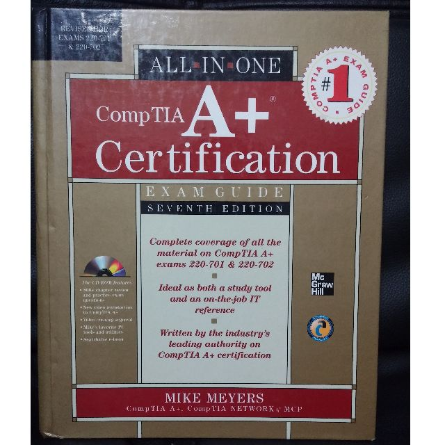 All In One CompTIA A+ Certification Exam Guide 7th Ed Mike Meyers