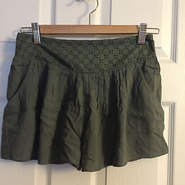 American Eagle Cotton Shorts