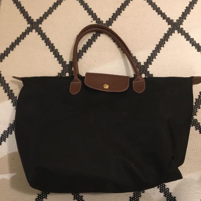 Large Le Pliage Longchamp Bag