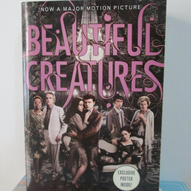 Beautiful Creatures by Kami Garcia & Margeret Stohl