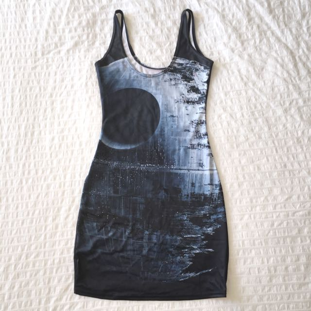 Blackmilk Death Star Dress