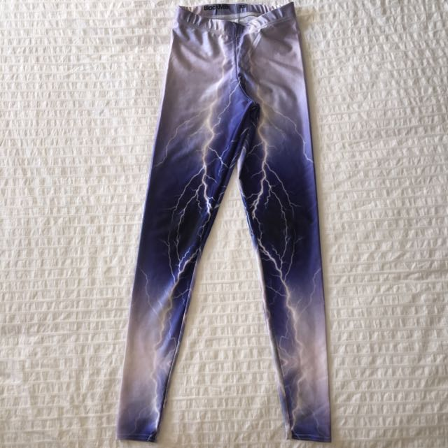 Blackmilk Lightning 2.0 Leggings