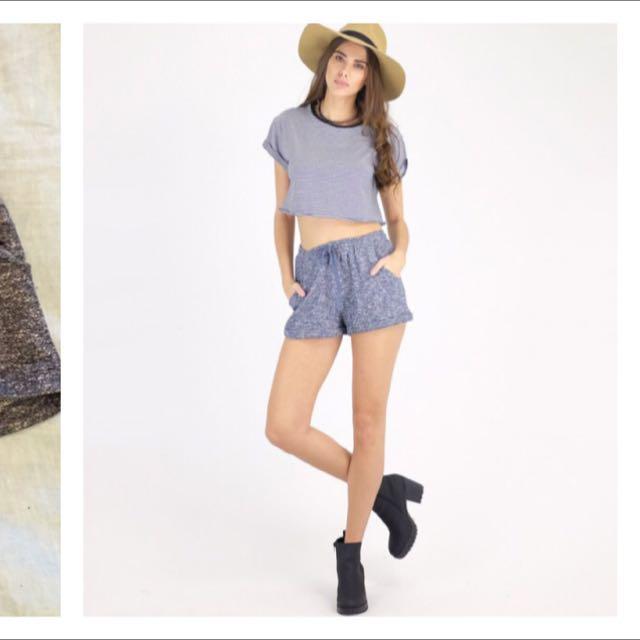 Brand New MIA shorts