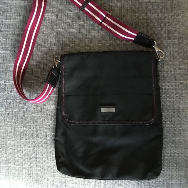 Burberry Black Label Cross body Satchel