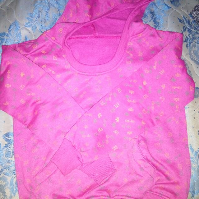 Butterfly Pink Jacket