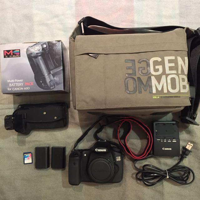 Canon EOS 60D 中古二手單眼相機