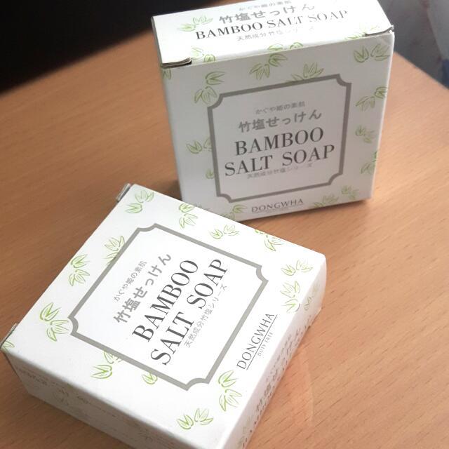DONGHWA BAMBOO SOAP