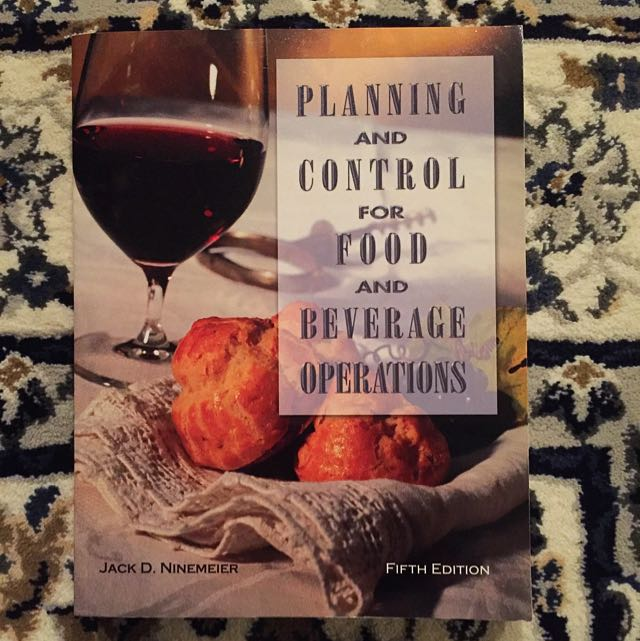 Food And Beverage Operation