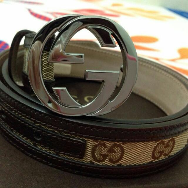 a4bb2ae1354 Genuine Gucci Belt