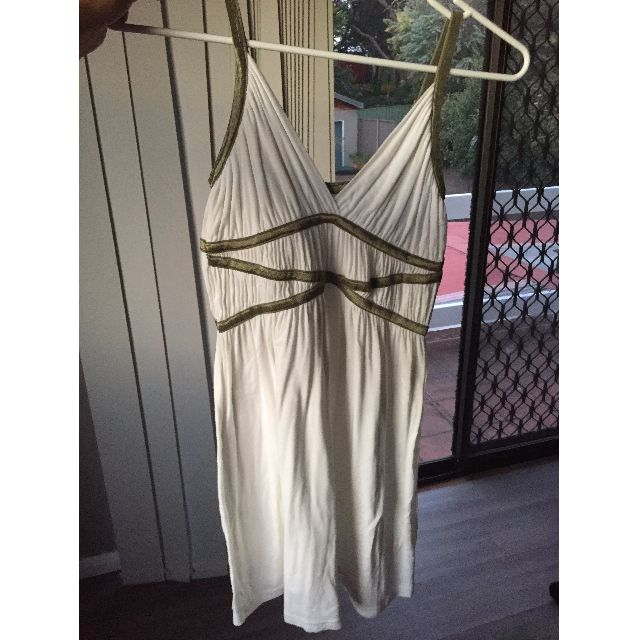 GRECIAN INSPIRED DRESS