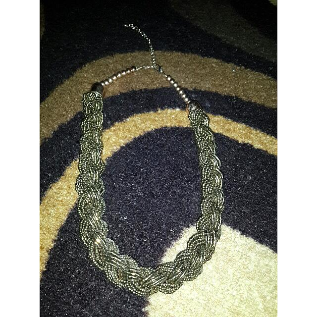 H&M Braided Necklace