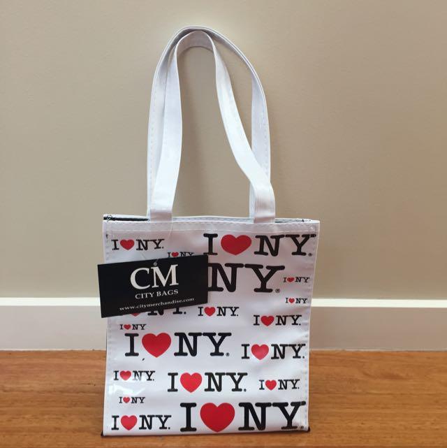 'I HEART NY' Tote Bag