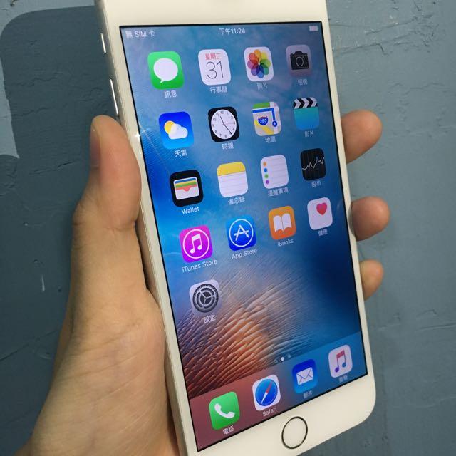 iPhone 6 Plus 64g 看完說明再發問謝謝