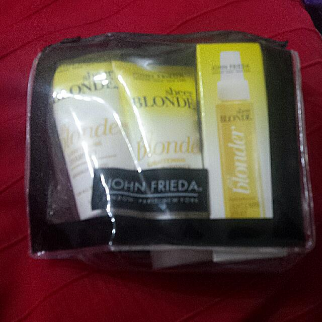 John Frieda Sheer Blondes mini 3 pack