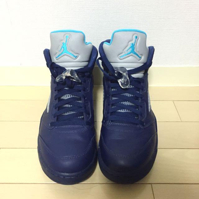 Jordan 5代 Midnight Navy