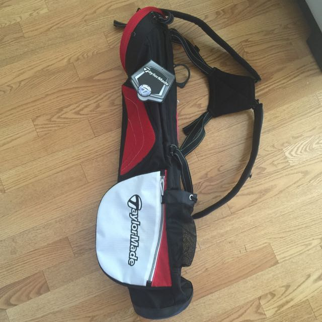 Junior Golf TaylorMade Carry Bag