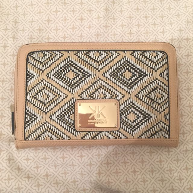 Kardashian Kollection Travel Wallet