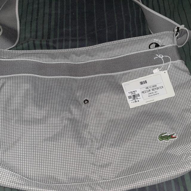 Repriced -  Lacoste Bag