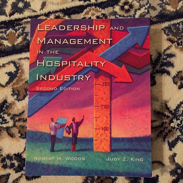 Leadership. Management. Hospitality