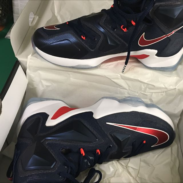 "Lebron James 13 ""USA"""