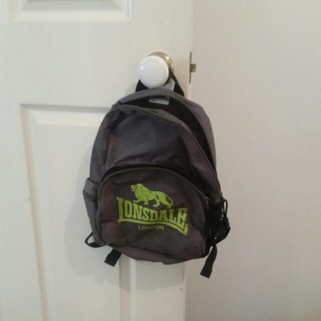 Lonsdale London Small Backpack