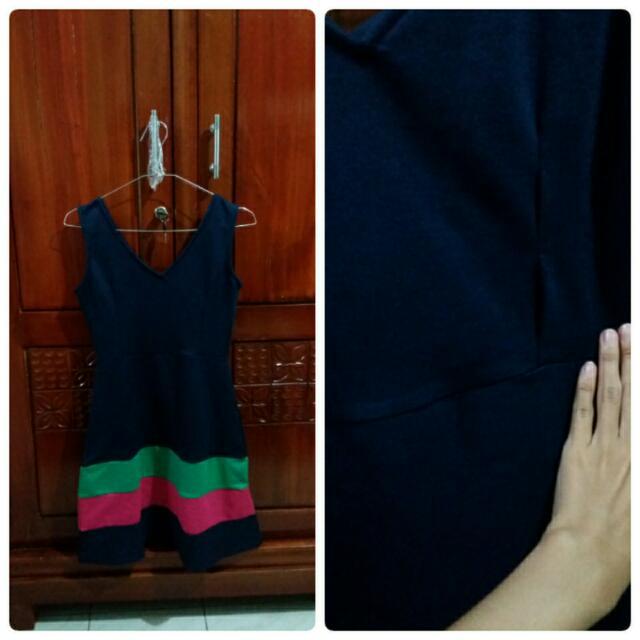 Mini Dress Body Fit