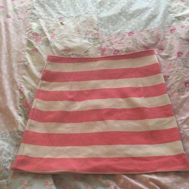 Mink Pink M Skirt