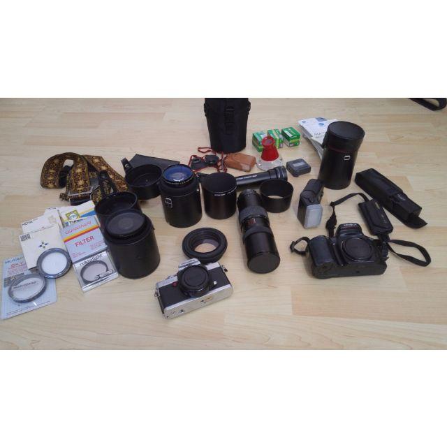 Minolta gear set - quick sale