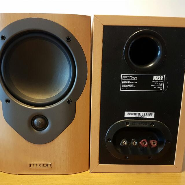 Mission Speakers (M32, 100W)