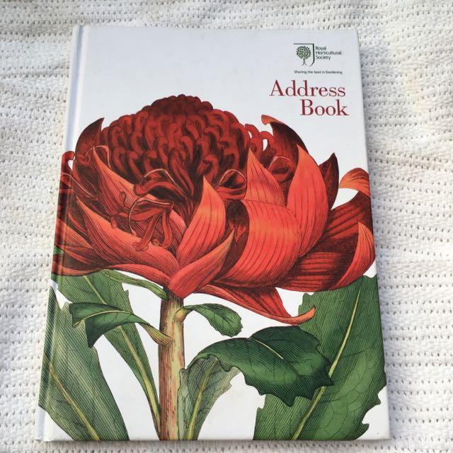 NEW address Book