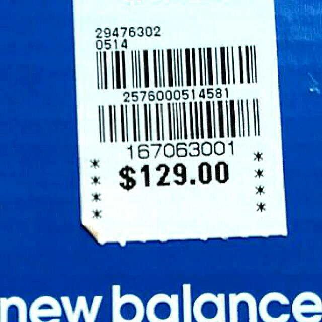 NEW BALANCE Shoes (Brand New In Box)