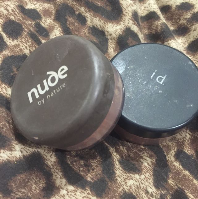 Nude Blushes X2