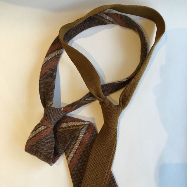 Pair of Vintage Ties