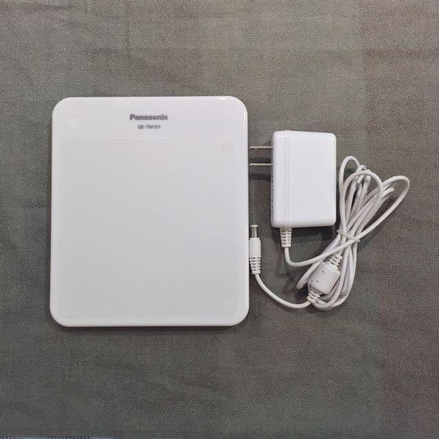 Panasonic QE-TM101-W QI 無線充電版