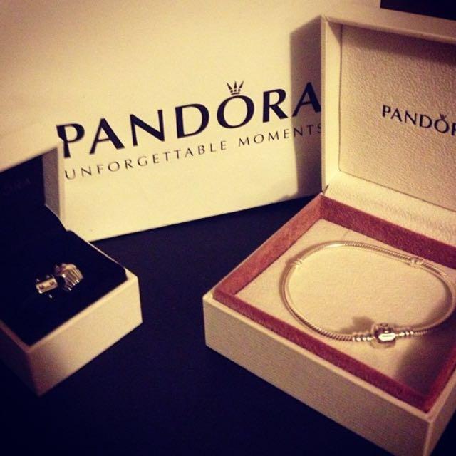 Pandora Set NO BOX