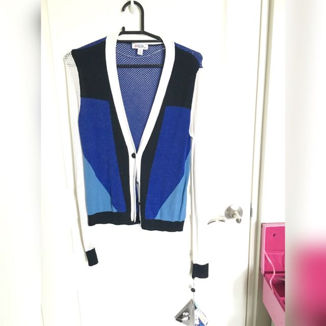 Peter Pilotto Net Cardigan - New With Tags