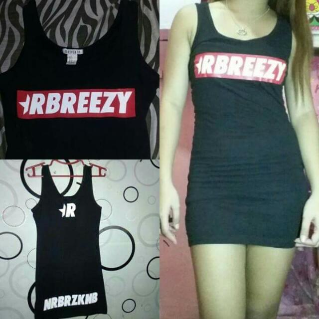 RBreezy Dress
