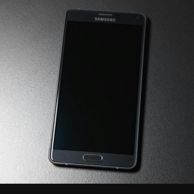 Samsung Galaxy Note 4 (Broken Screen)