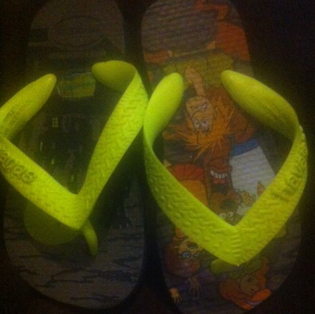 Scooby-do Havaianas Toddler 23-24