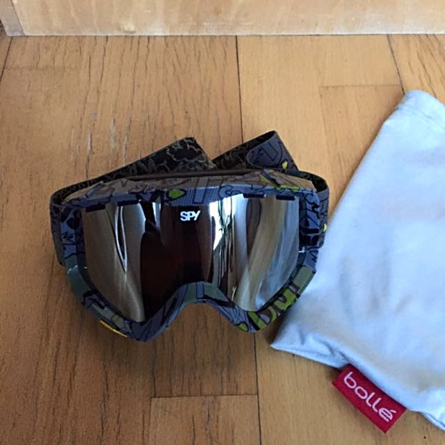 Spy Snowboard Goggles