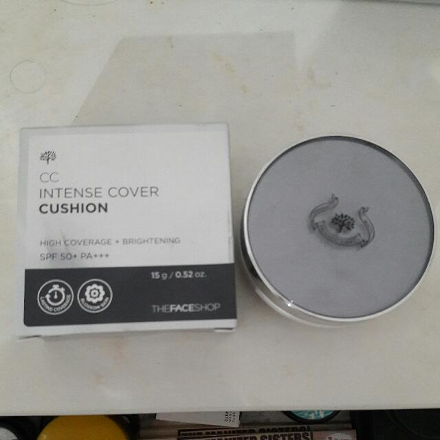 The Face Shop (TFS) Cushion Intense Cover